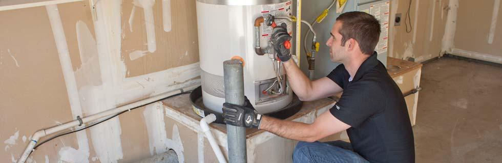 gas water heater shutoff problem