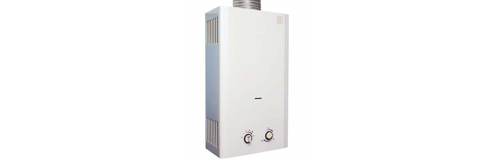 how and why to descale tankless water heater