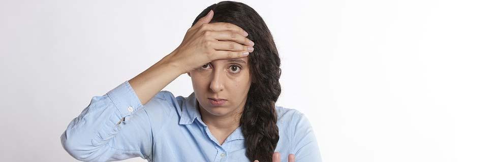 dull headache from a gas leak