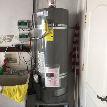 water heater plumbing repair pleasant hill